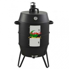 Hot Sale BBQ Steamer barbecue charcoal smoker grill