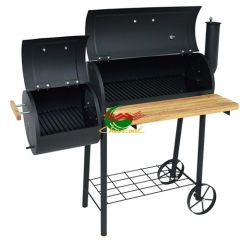 2017 First Issuing BBQ Grill Smoker Barrel stove